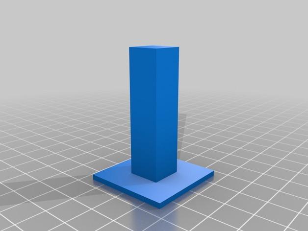 Minecraft:栅栏 3D模型  图6