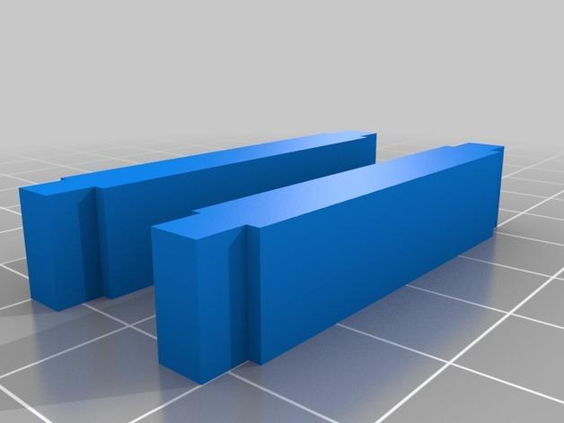 Minecraft:栅栏 3D模型  图9