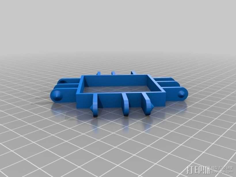 简易多边形玩具 3D模型  图2