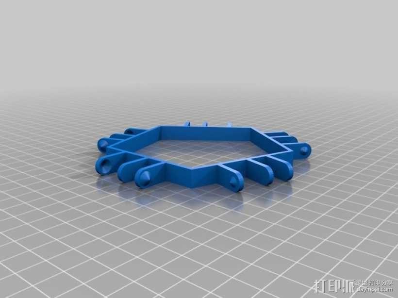 简易多边形玩具 3D模型  图4