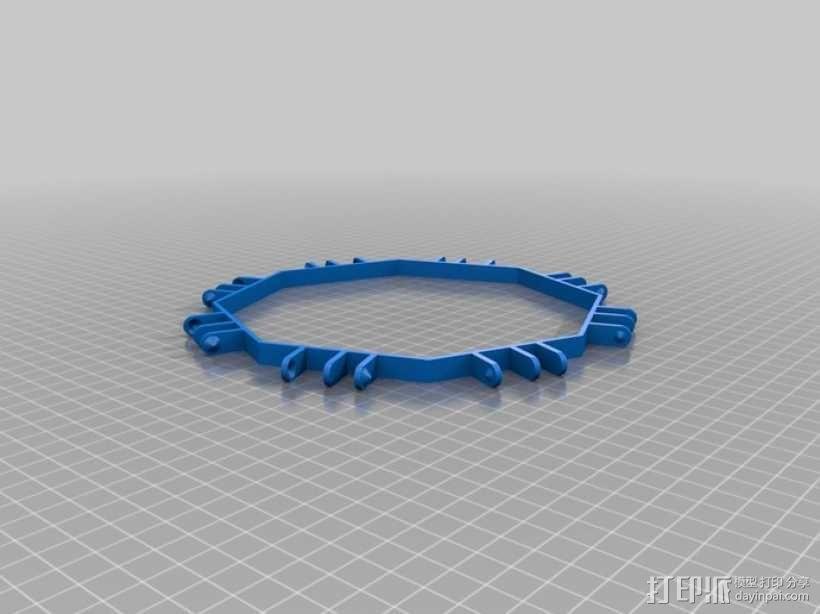简易多边形玩具 3D模型  图5