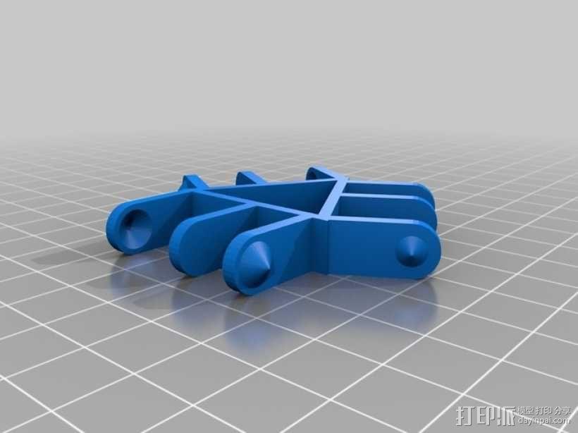 简易多边形玩具 3D模型  图3
