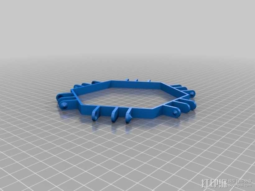 简易多边形玩具 3D模型  图6