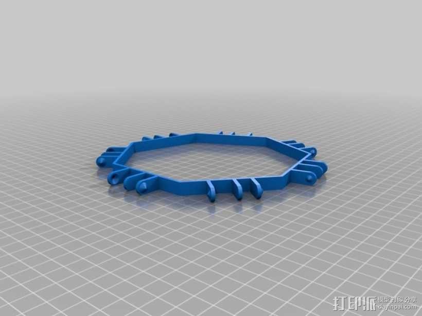 简易多边形玩具 3D模型  图7