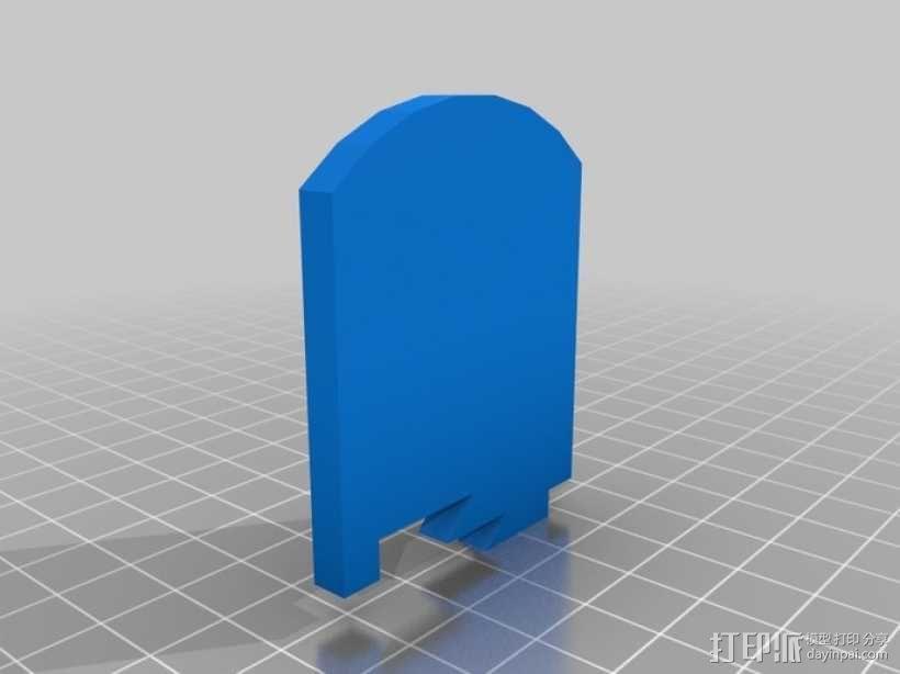 联锁卡坦岛游戏板 3D模型  图13