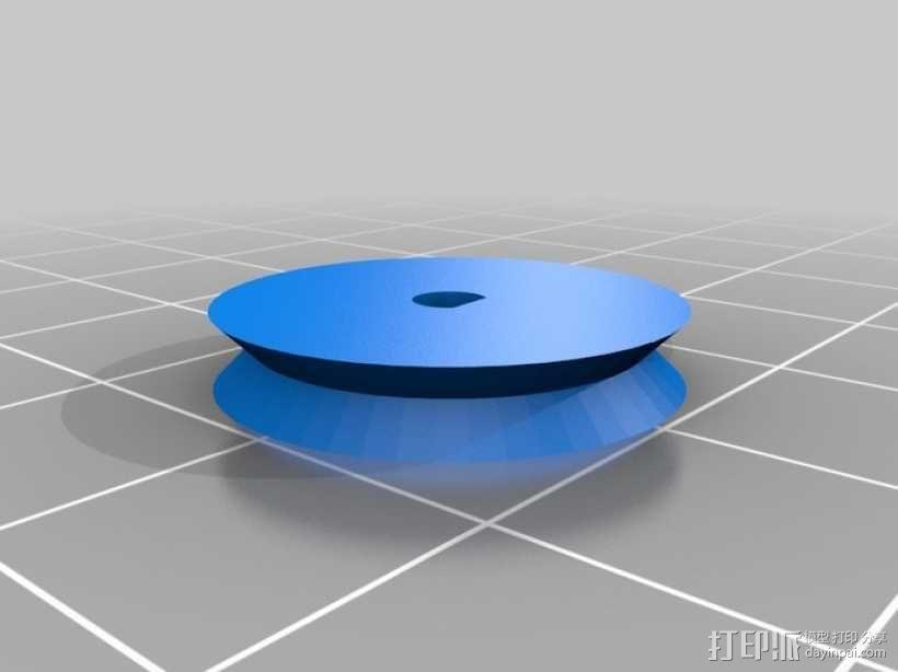迷你摩天轮模型 3D模型  图8