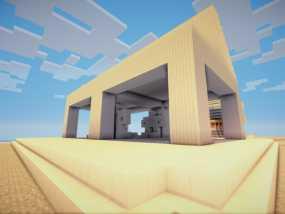 Minecraft:希腊神庙 3D模型