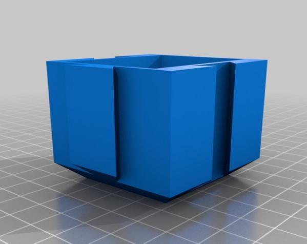 定制化模块化方块 3D模型  图4