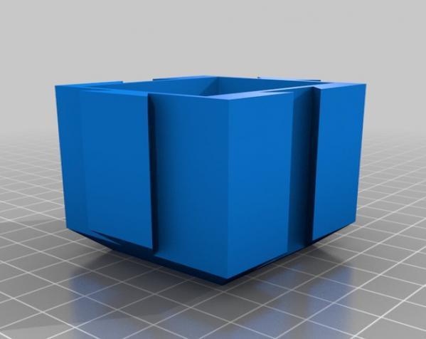 定制化模块化方块 3D模型  图5