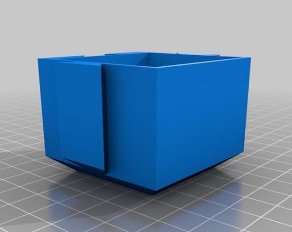定制化模块化方块 3D模型  图6