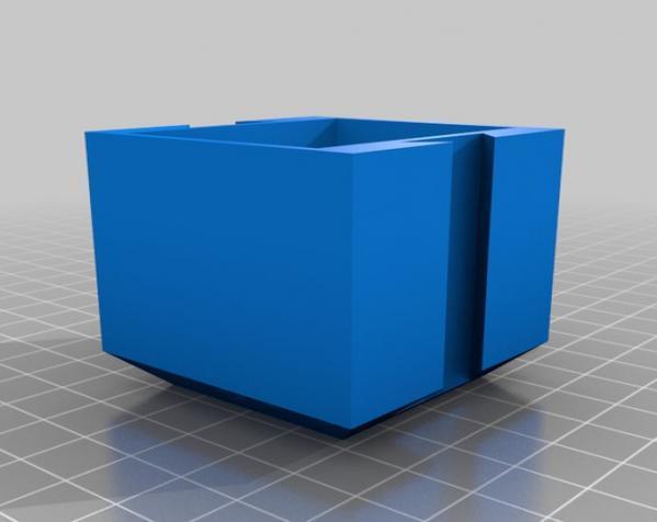 定制化模块化方块 3D模型  图12