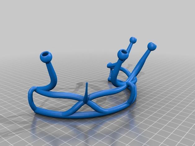 Ogo王冠 3D模型  图3