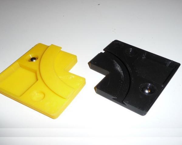 鸠尾榫拼图模型 3D模型  图3