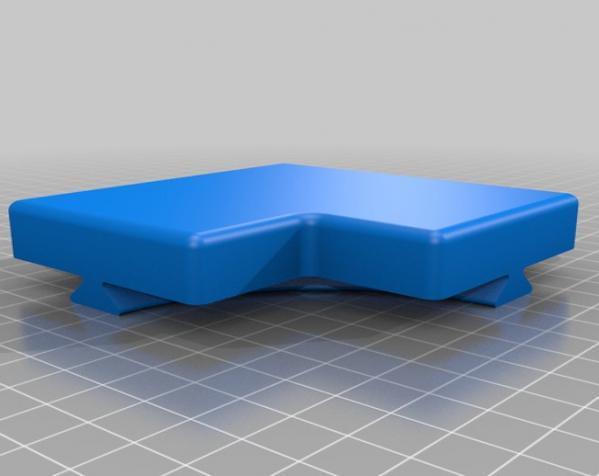 鸠尾榫拼图模型 3D模型  图8