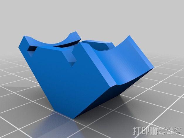 Rubiks空心魔方 3D模型  图14