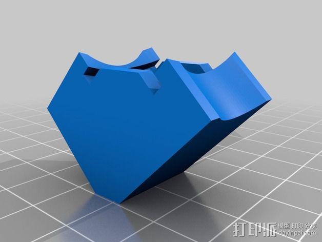 Rubiks空心魔方 3D模型  图18