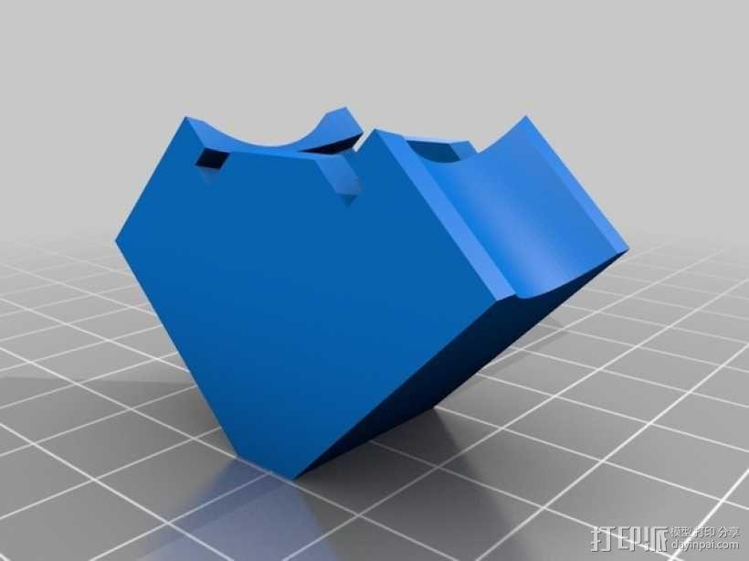 Rubiks空心魔方 3D模型  图22