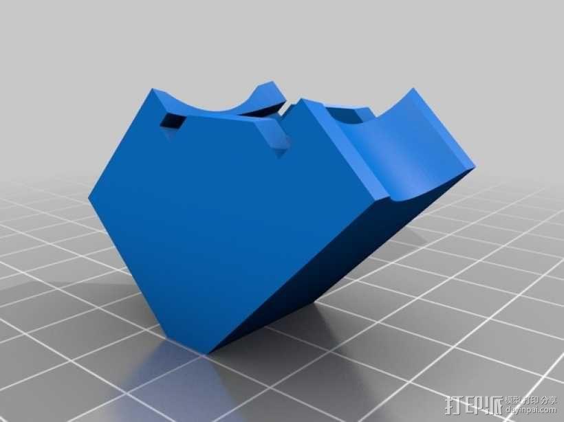 Rubiks空心魔方 3D模型  图21