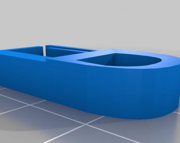 低压瞬时开关外壳模型 3D模型  图5