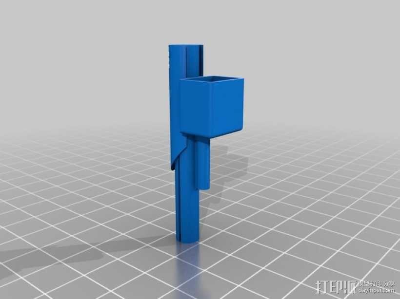 变形金刚: 擎天柱 3D模型  图2