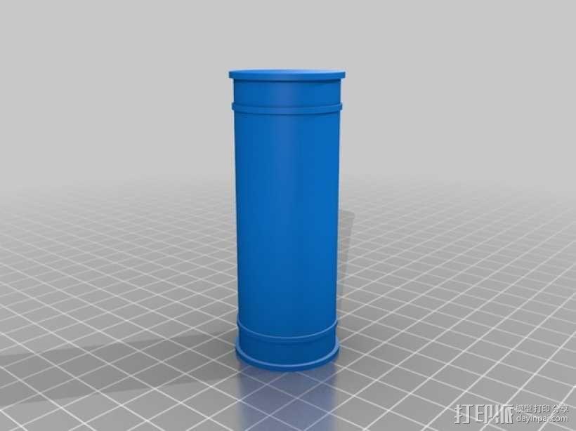 坎巴拉太空计划:火箭 3D模型  图2
