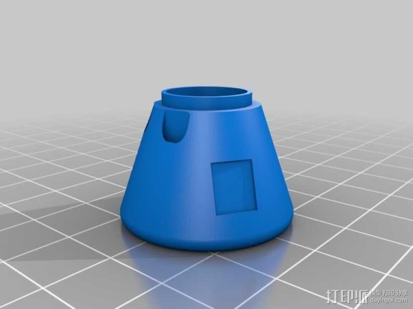 坎巴拉太空计划:火箭 3D模型  图3