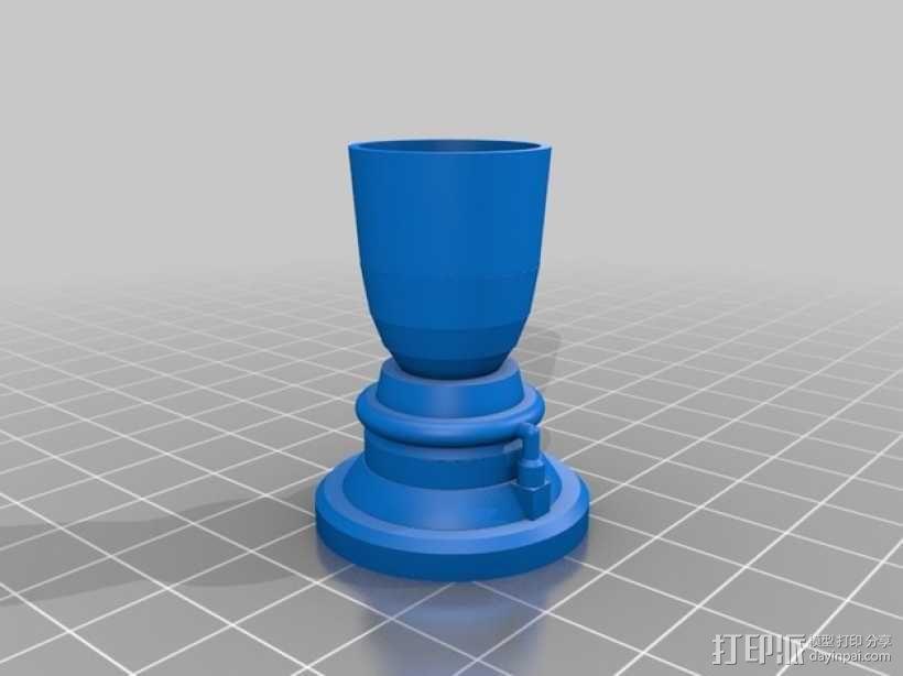 坎巴拉太空计划:火箭 3D模型  图4