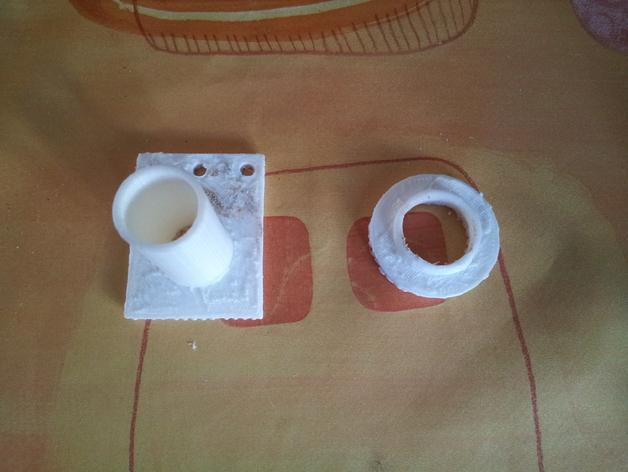 弹球机线轴模型 3D模型  图3