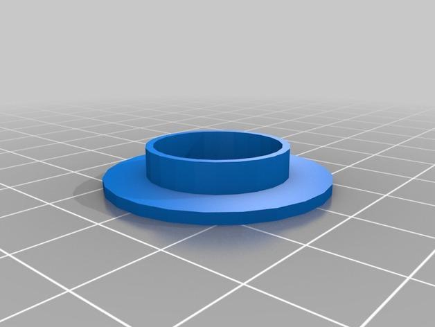弹球机线轴模型 3D模型  图2
