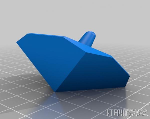 可控制化陀螺 3D模型  图3