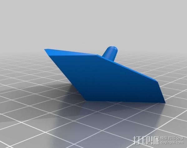 可控制化陀螺 3D模型  图5