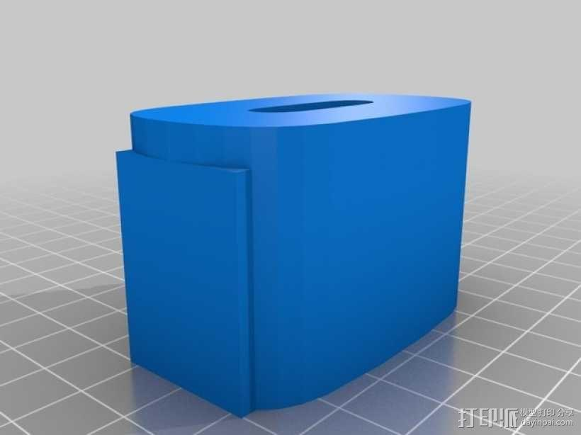 迷你火车桥支撑系统 3D模型  图21