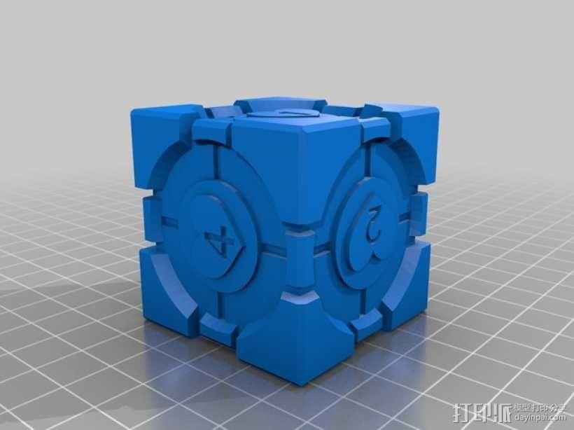 迷你二阶魔方模型 3D模型  图2
