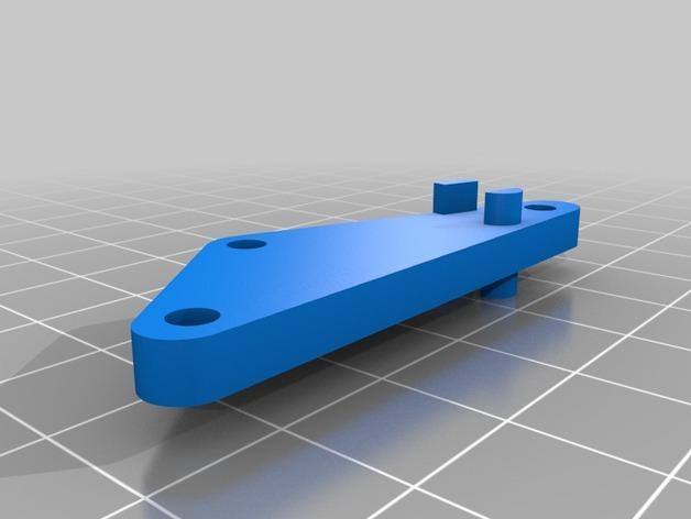 会游泳的机械蛙 3D模型  图4