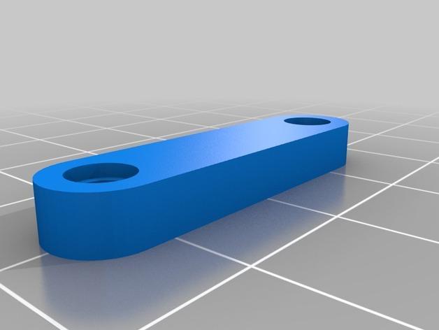 会游泳的机械蛙 3D模型  图2