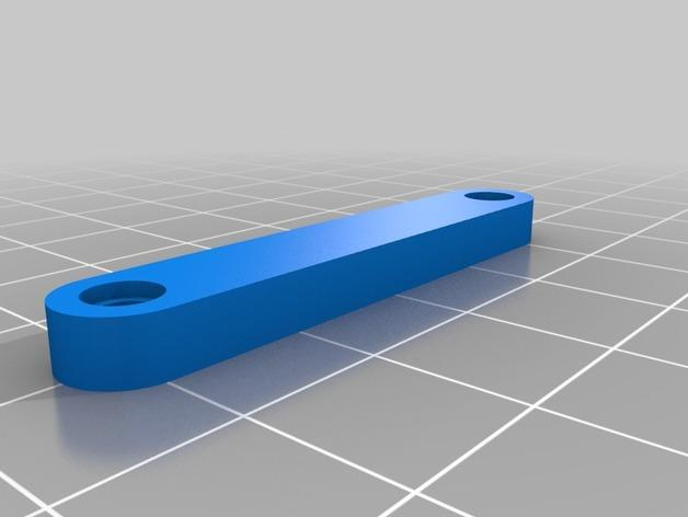会游泳的机械蛙 3D模型  图3