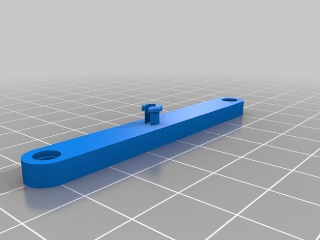 会游泳的机械蛙 3D模型  图5