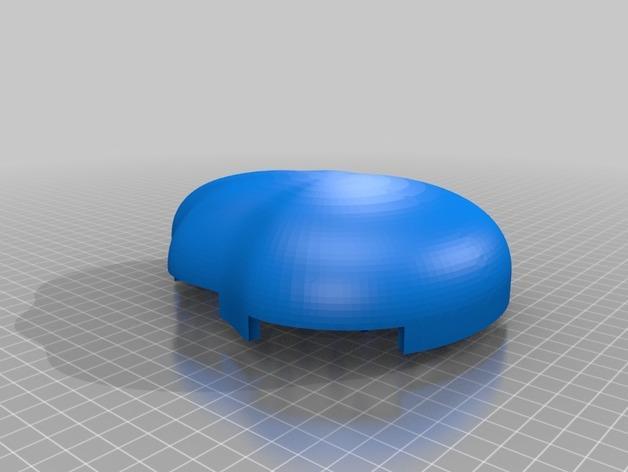 会游泳的机械蛙 3D模型  图11