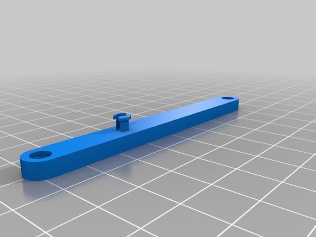 会游泳的机械蛙 3D模型  图14