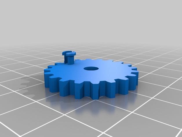 会游泳的机械蛙 3D模型  图13