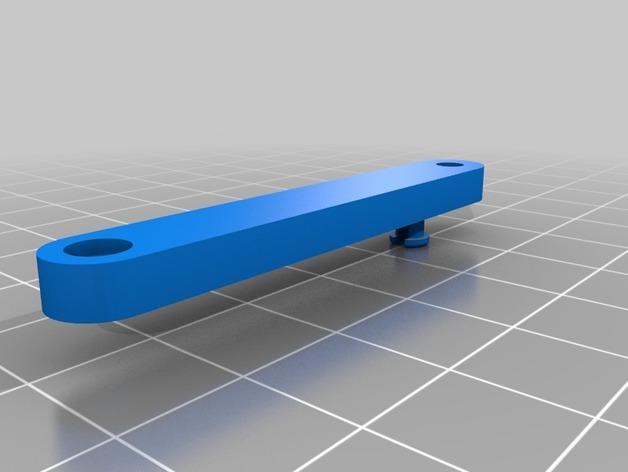会游泳的机械蛙 3D模型  图16