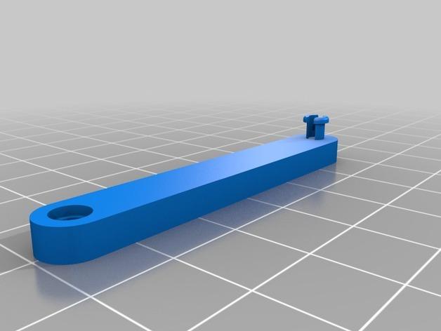 会游泳的机械蛙 3D模型  图17