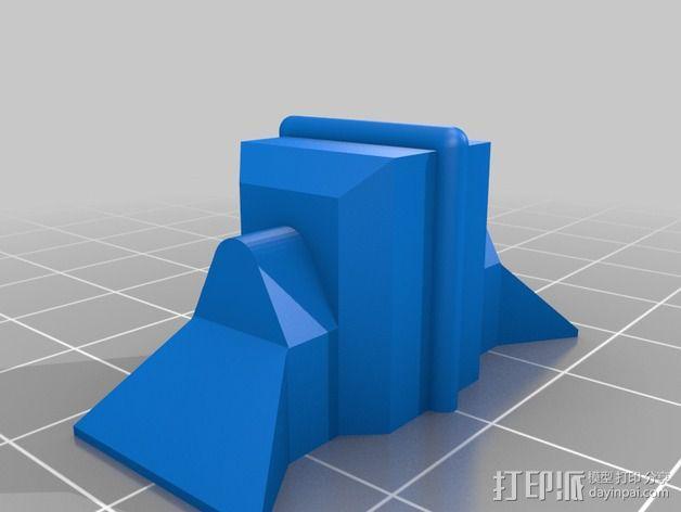 迷你火星基地模型 3D模型  图8