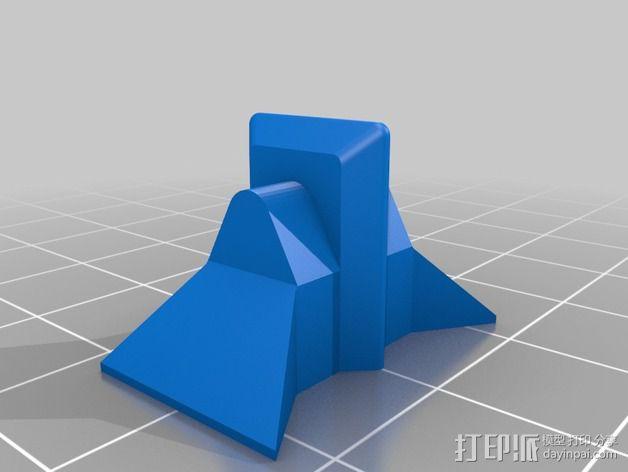 迷你火星基地模型 3D模型  图9