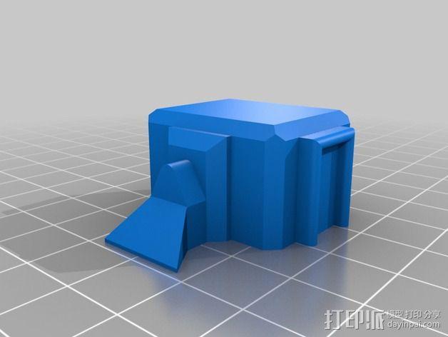 迷你火星基地模型 3D模型  图11