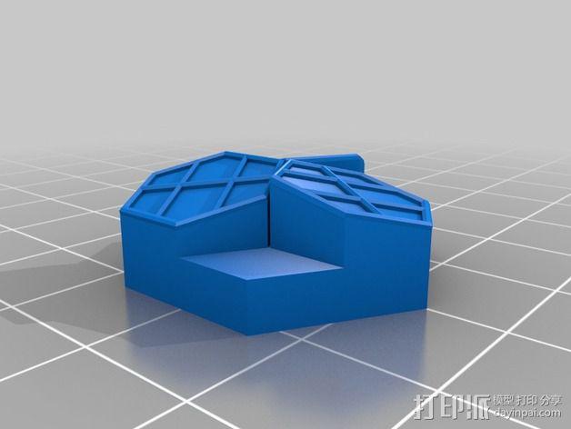 迷你火星基地模型 3D模型  图18