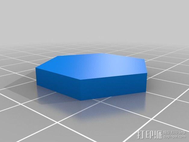 迷你火星基地模型 3D模型  图20