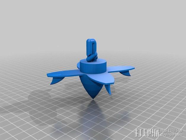 迷你火星基地模型 3D模型  图28