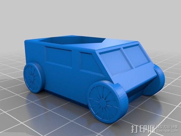迷你火星基地模型 3D模型  图30