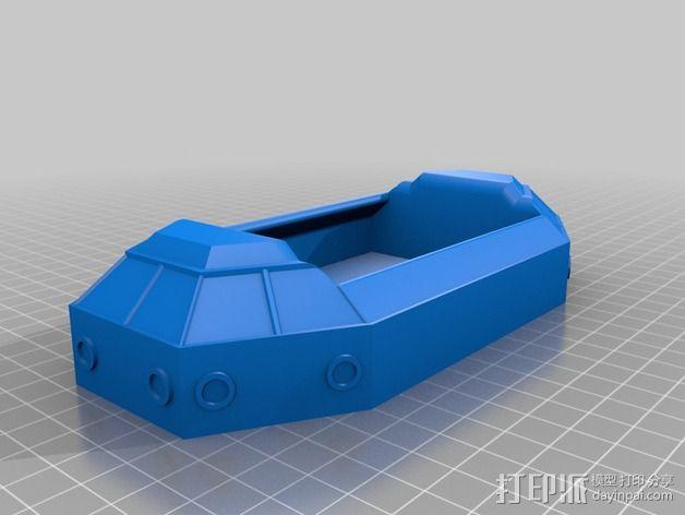迷你火星基地模型 3D模型  图31